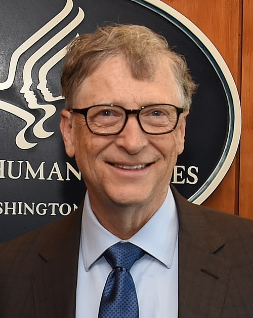 Bill Gates says rich nations should eat 100% synthetic beef
