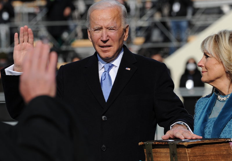 Biden declares major disaster as brutal winter storms strike Texas