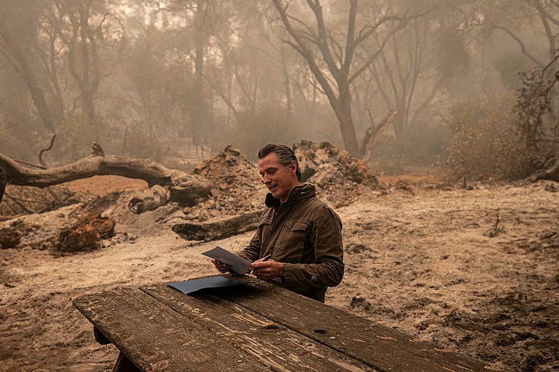 California plans $536 million for forests ahead of fire season