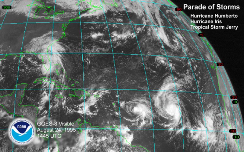 NOAA says it expects another active hurricane season with 6 to 10 hurricanes