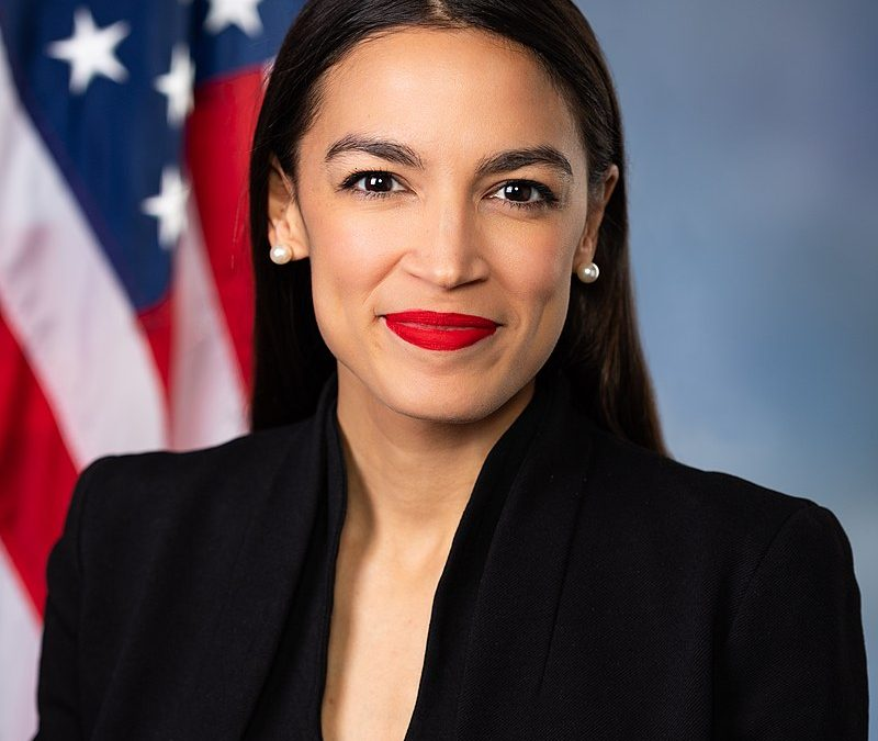 AOC, Democrats want 'Civilian Corps' established to fight climate change