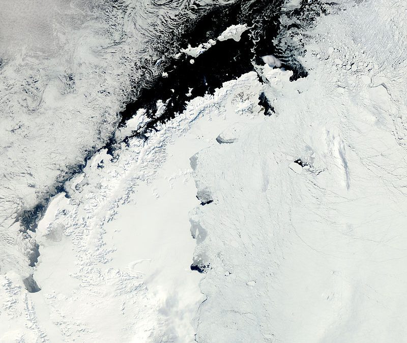 Antarctic lake 'suddenly vanished' in 2019, scientists say
