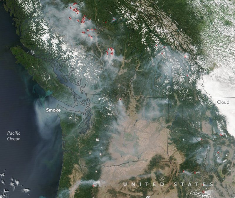 Canadian Military on Alert as Wildfires rage, USA News & Top Stories