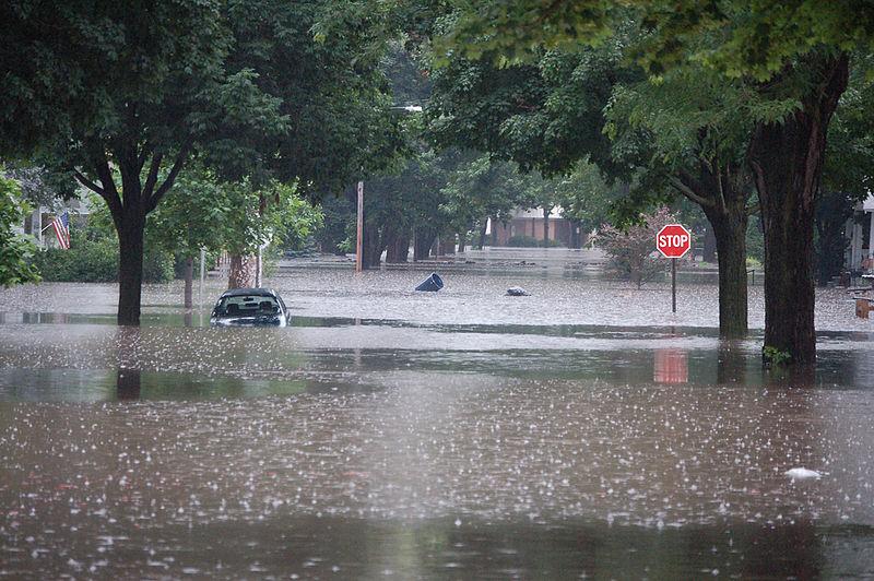 'Unprecedented' flooding across Europe fuels urgent calls to cut emissions