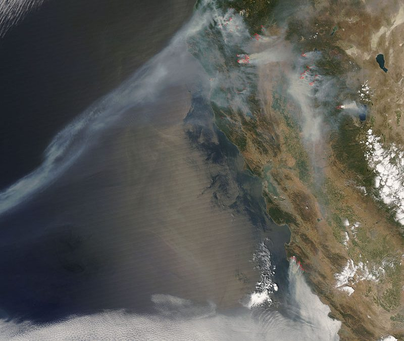 Western fires threaten parched tribal lands of Indians