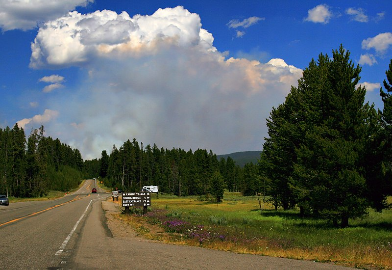 High temperatures push wildfire risk into uncharted territory in the West