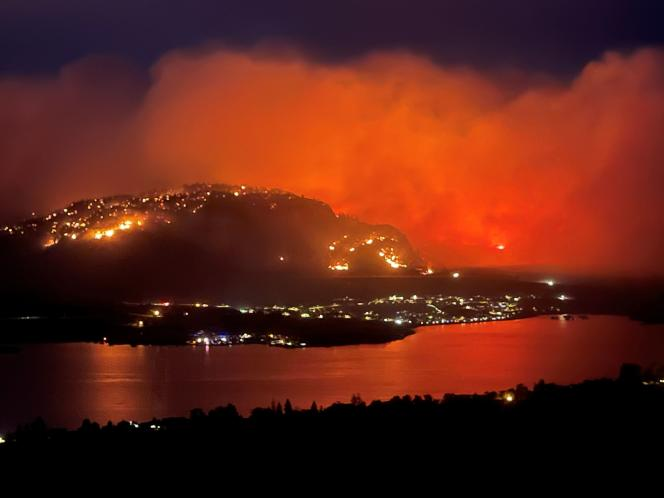 Western Canada is on a state of emergency because of the escalation of the fires.