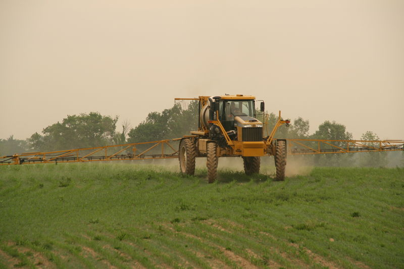 Crop farmers face new disease pressure following climate change