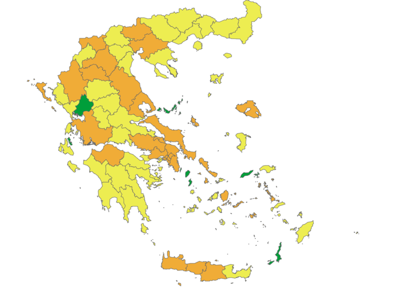Greece faces worst heat wave in more than three decades