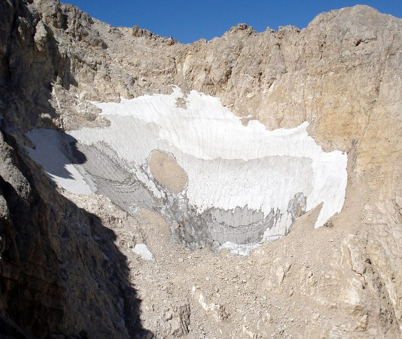 Europe's southernmost glacier in danger of disappearing
