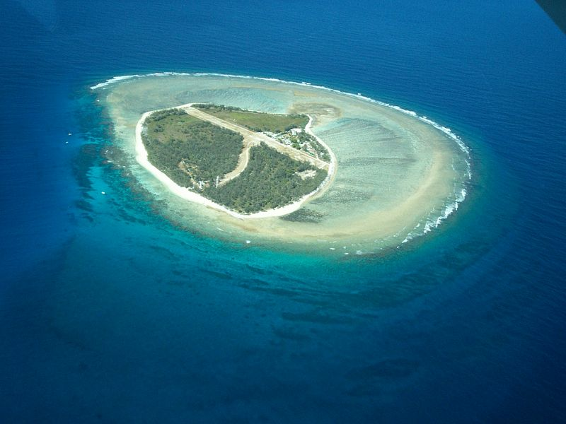 IPCC scientists report on climate change: Rising seas to make Great Barrier Reef islands disappear