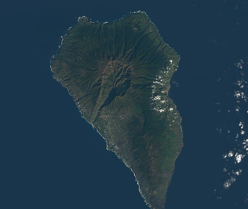 La Palma in the Canary Islands: Volcano alert after almost 1.000 earthquakes in 5 days