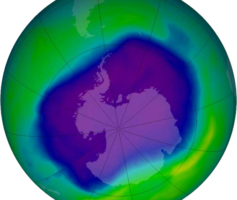 Ozone hole over Antarctica greater than usual, scientists say