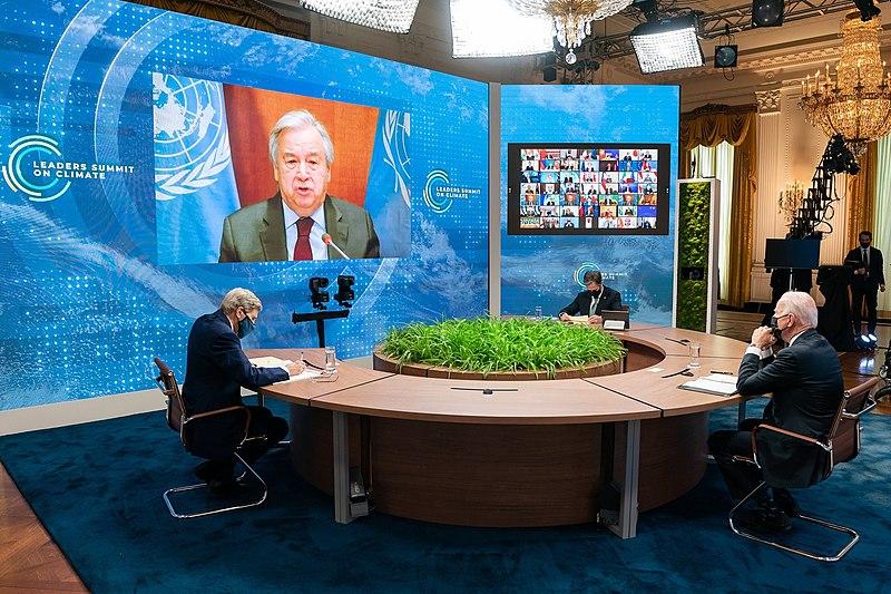 Biden to deliver 'Good News' about $100 billion U.N.-backed climate fund