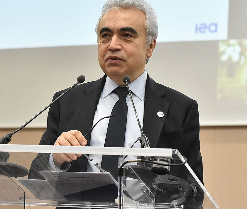 World must triple clean energy investments by 2030 to mitigate climate change -IEA