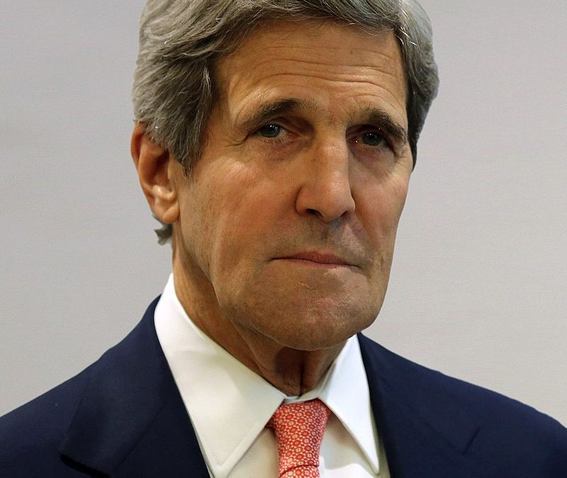 Big nations must stretch ahead to limit climate change – US envoy Kerry